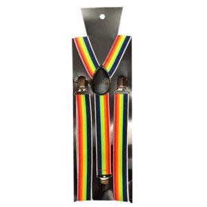 Rainbow Braces 2.5 cm