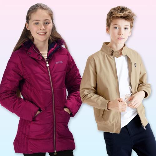 Kids Winter Wear; Jackets and Coats for girls and boys