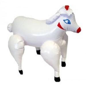 Inflatable Sheep 54cm