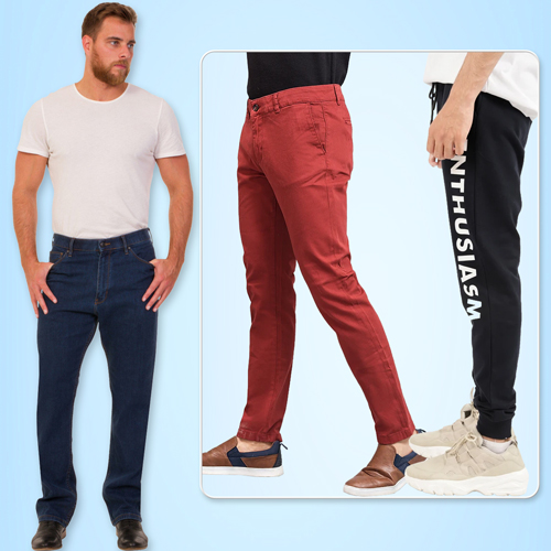 Mens Trousers | Jeans for men | Sports Pants