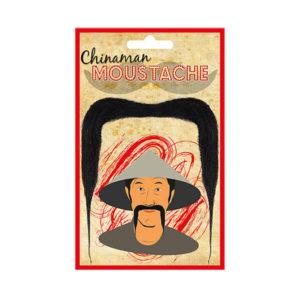 China-man Mustache