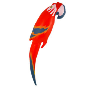 Inflatable Parrot 48 cm