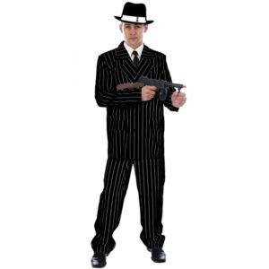 Spiv Gangster Black Costume