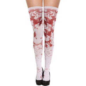 White Bloody Stockings