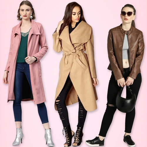 Fashion women; Womens Coats, Jackets and Cardigans