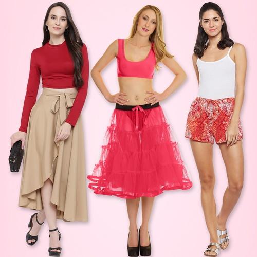 Skirts For Women; Womens Pencil Skirts, Pleated Skirts, Denim Skirts, Midi, Mini and Maxi Skirts