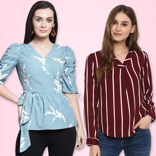 Womens Clothing; Womens Tops and Shirts