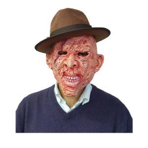 Burnt Man Mask