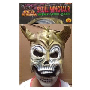 Skull Minotaur Masks