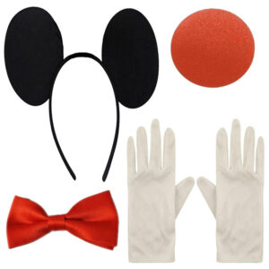 Adults Mickey Mouse Costume Accessory Set