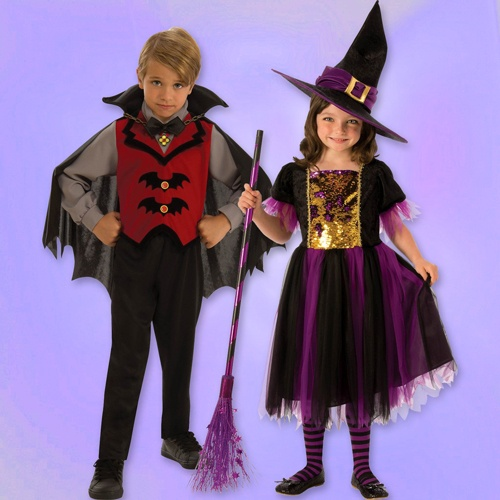 Halloween Costumes for children