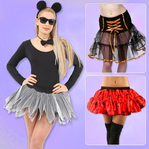 Halloween Scary Skirts