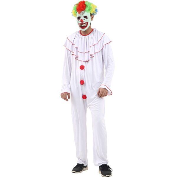 Scary Clown Costume