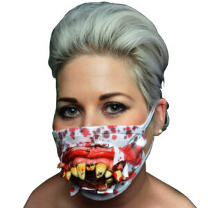 Gofy Teeth Masks 4 Assorted