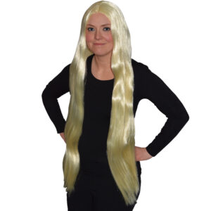 Long Blonde Wig 36 Inches