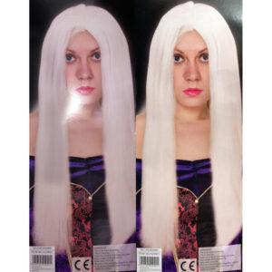Long Hair Wig 56cm 2 Assorted