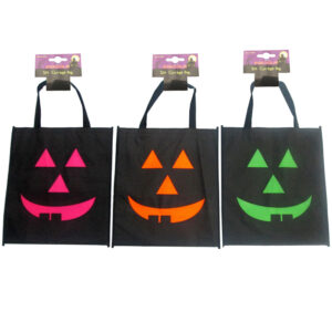 Pumpkin GID T-O-T Bags 3 Assorted