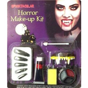 Vampiress Horror Makeup Kit