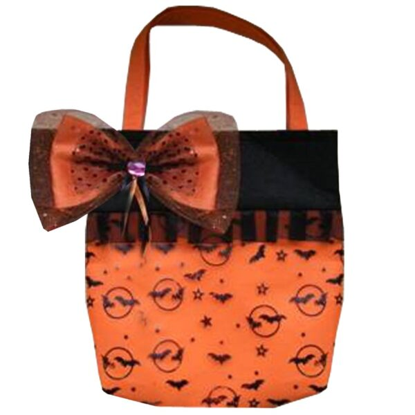 Plush Tote Bag for Halloween Party