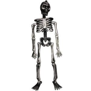 Halloween Plastic Skeleton 35cm