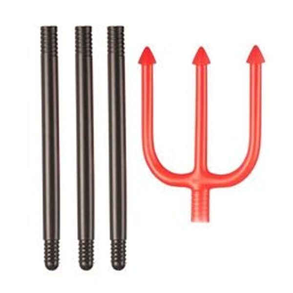 Devil Fork Toy Trident for Halloween Costumes Devils fancy dress up