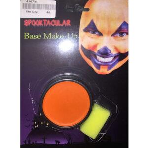 Orange Base Makeup