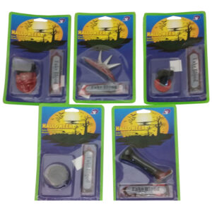 Bloody Makeup Accessories 5 Assorted