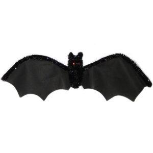 Tinsel Bat Prop 58cm