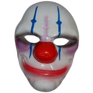 Clown Face Mask