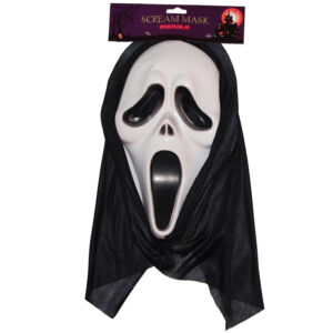 Scream Ghost Mask
