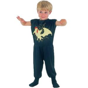 Toddler Bat Boy Costume