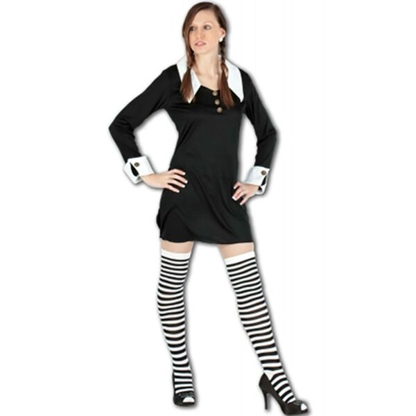 Halloween Pippy Witch Costume for Women