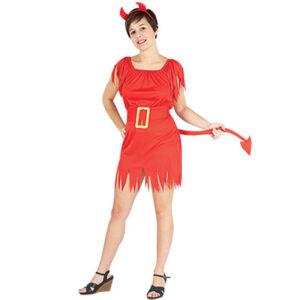 Siren Devil Costume