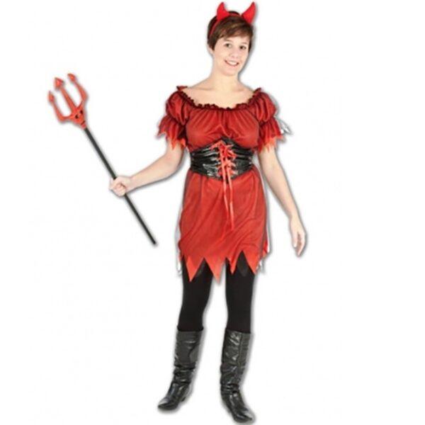 Jessabess Devil Costume for Halloween