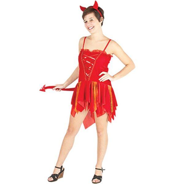 Devils Delight Costume for Halloween
