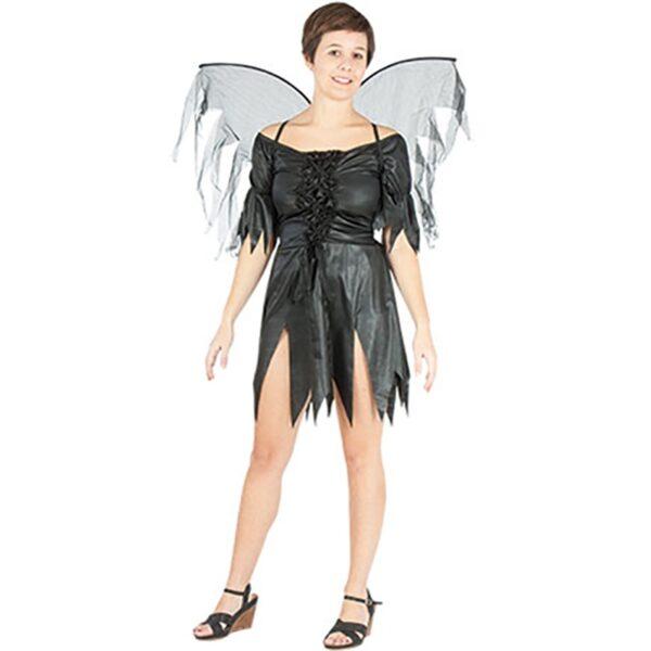 Halloween Baby Yaga Costume for Women