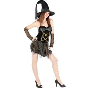 Spellbound Witch Costume