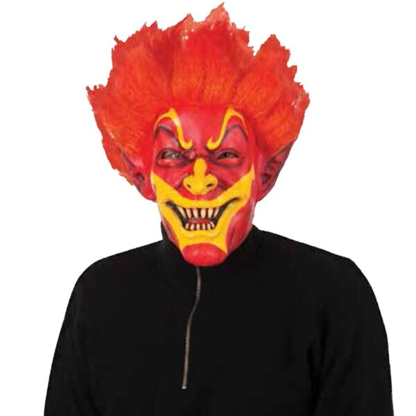 Fiery Jack Mask for Halloween costumes dress up