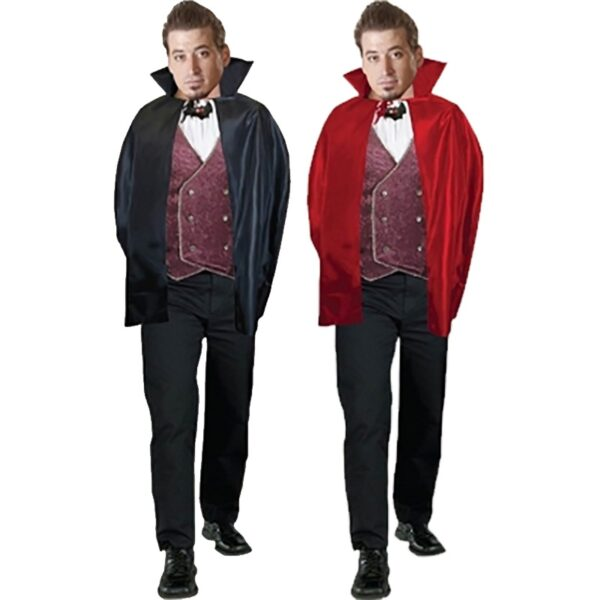 Halloween Carded Cape for men