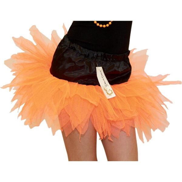 Girls Witch Tutu Skirt for Halloween Party