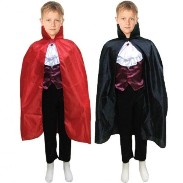 Children Halloween Carded Cape Costume