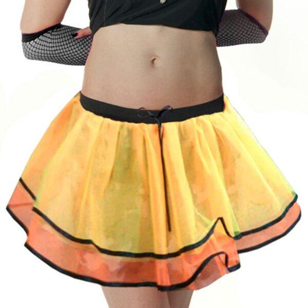 Halloween Butterfly Tutu Skirt for women