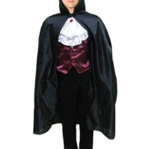 Children Halloween Carded Cape
