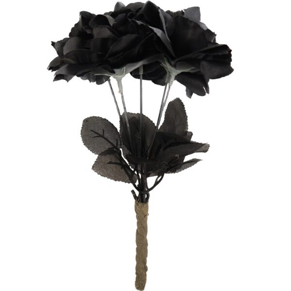 Black Roses for Halloween Valentine's