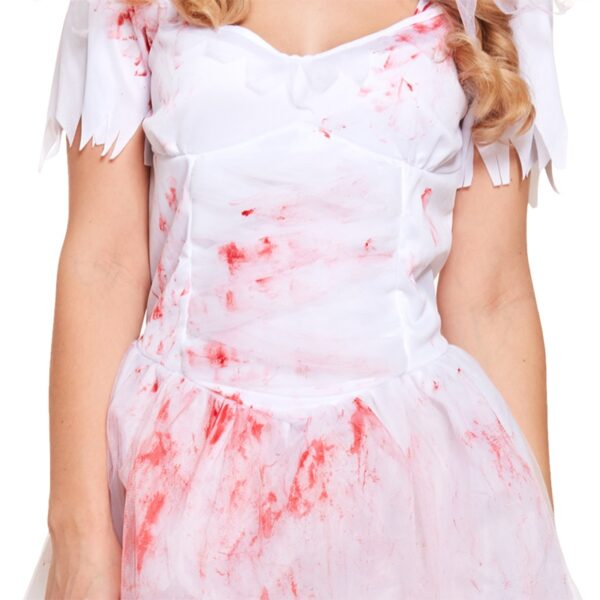 Halloween Bloody Bride Costume for women