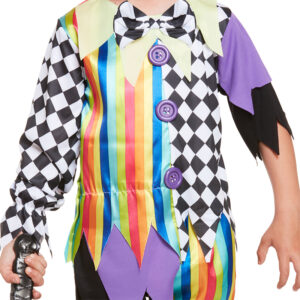 Children Clown Costume