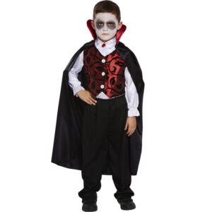 Children Deluxe Vampire Costume