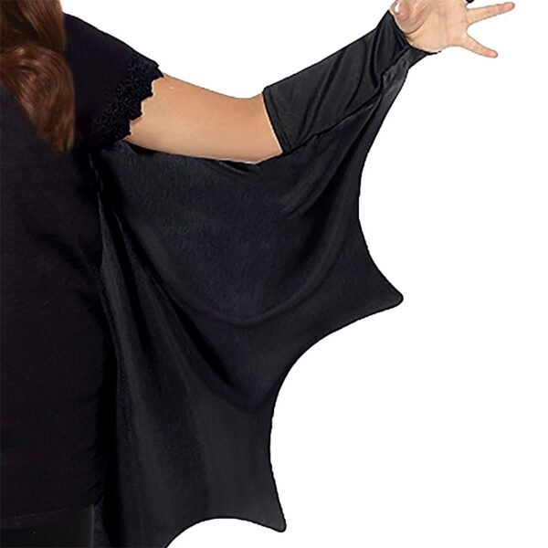 Girls Vampire Cape Costume for Halloween