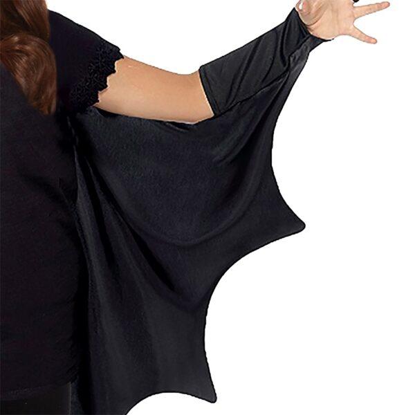 Girls Vampire Cape Costume for Halloween