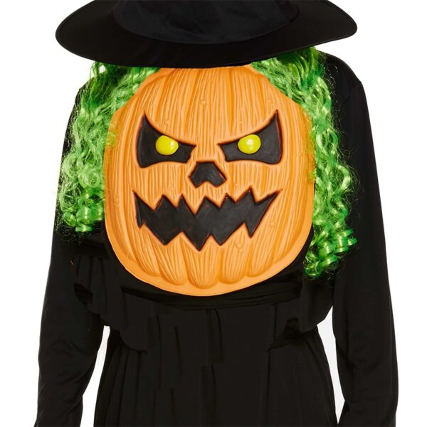 Halloween Jumbo Pumpkin Face Costume for men